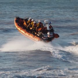 On Call with Sidmouth Lifeboat